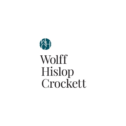 Wolff Hislop Crockett Logo Design