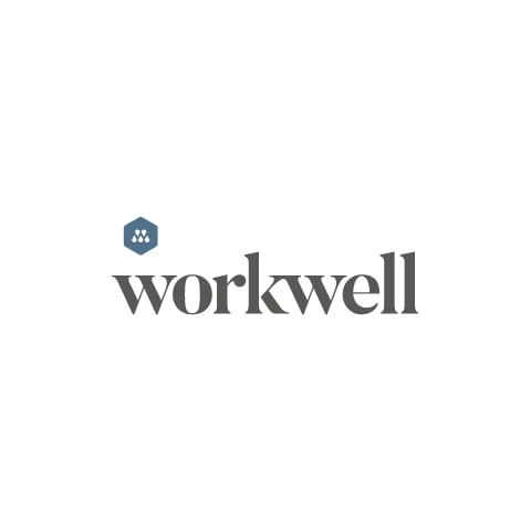 Workwell SimpleLabs Logo Design